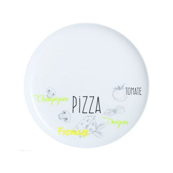 Slika TANJUR FRIENDS TIME PIZZA 32CM