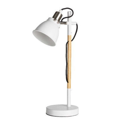 Picture of STOLNA LAMPA 44CM WOOD