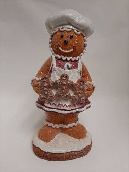 Picture of GINGERBREAD FIGURA 20 CM