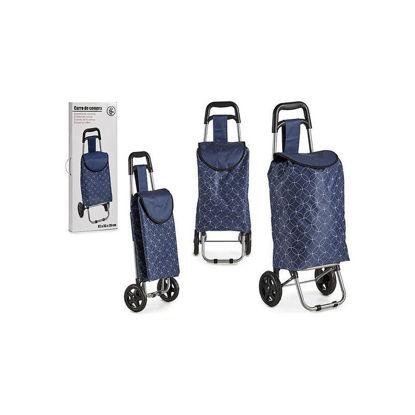 Slika Shopping kolica plava